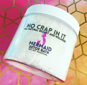 No Crap In It Detox Bath Salts