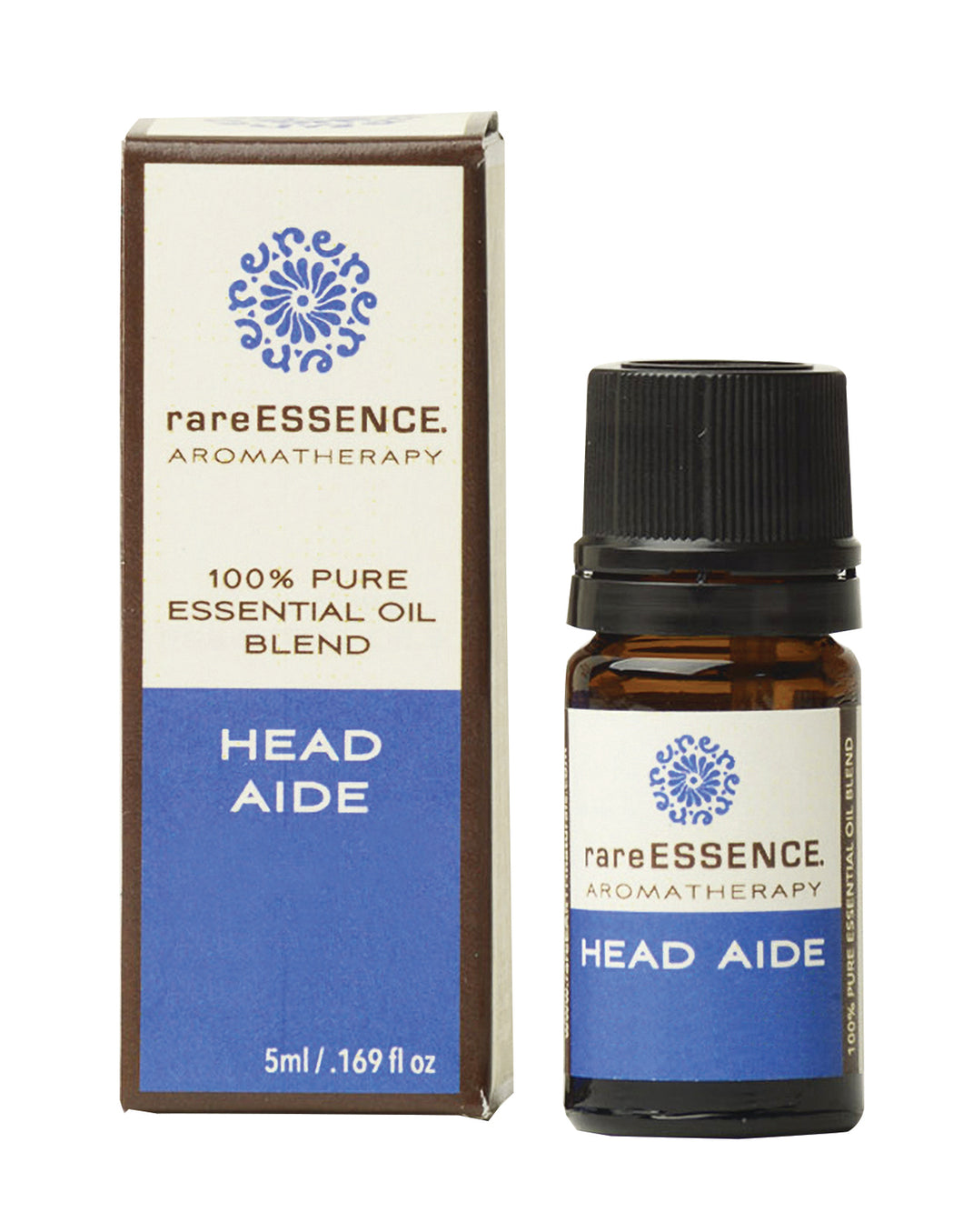 Head Aide Aromatherapy Essential Oil Blend - Cancer Care Package