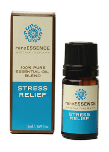 Stress Relief Essential Oil Blend cancer awareness gift bags