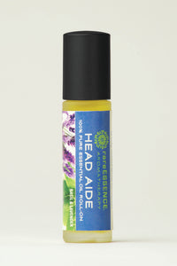 Head Aide – Aromatherapy Roll-On Oil - Gifts for Cancer Patients