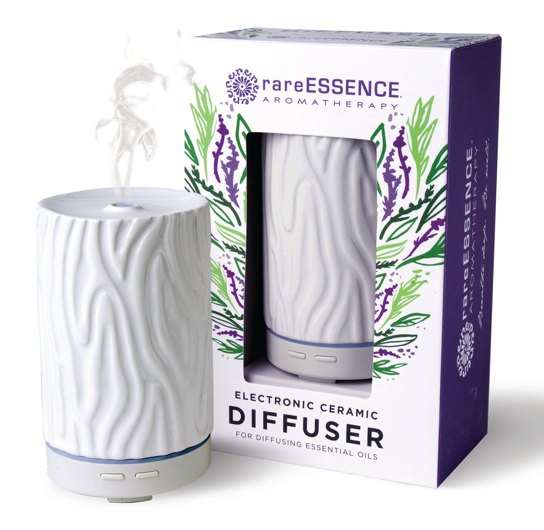 Electronic Ceramic Diffuser - Cancer Gift Baskets