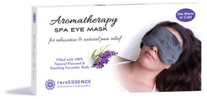 Lavender Spa  Warming Eye Mask cancer care package ideas