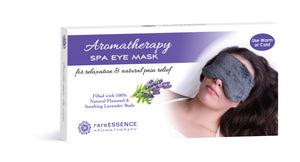 Lavender Spa Warming Eye Mask cancer gift bags