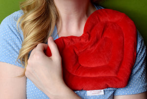 Red Aroma Heart - Gifts for Cancer Patients