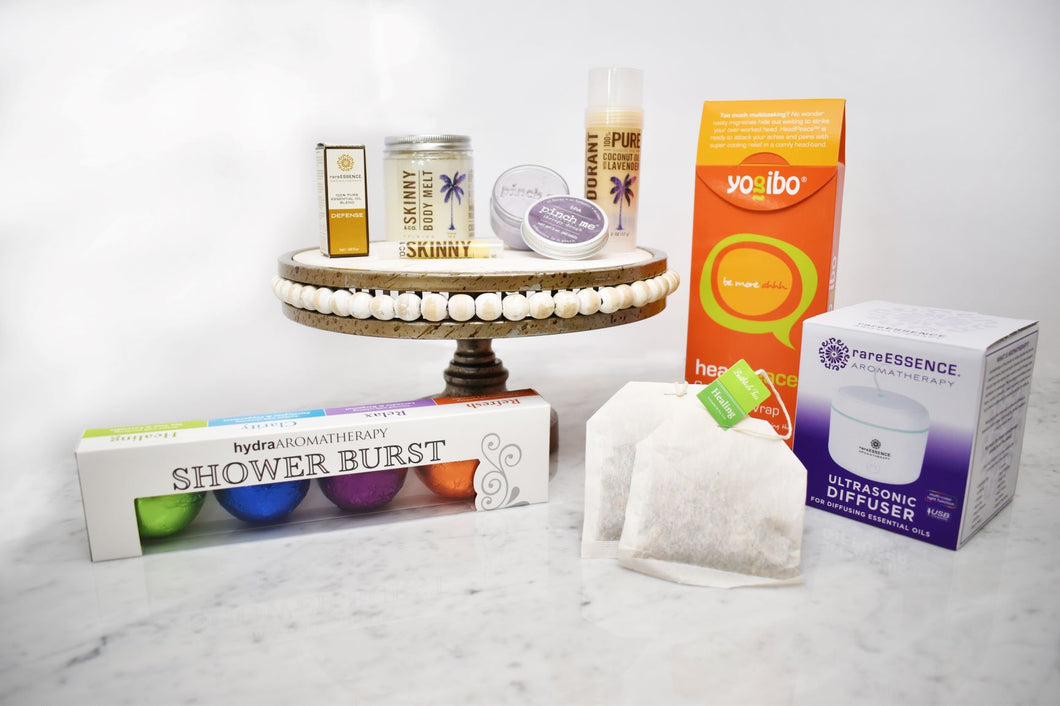 Wellness Cancer Care Package - Cancer Gift Ideas