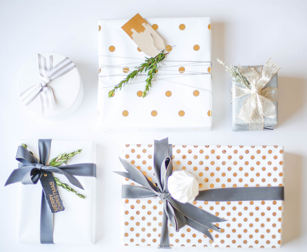 Holiday Gift Wrapping