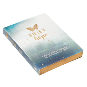 Hold on to Hope A Daily Devotional By Jimi Le Roux - Gifts for People Battling Cancer
