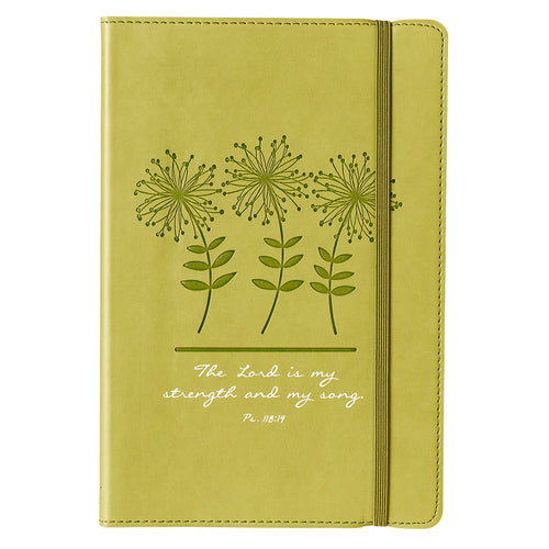 My Strength and Song Flexcover Journal