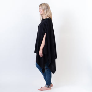 Zestt Organic Cotton Travel Poncho - Cancer Care Package Gifts