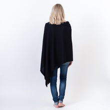 Load image into Gallery viewer, Zestt Organic Cotton Travel Poncho - Cancer Care Package Gifts