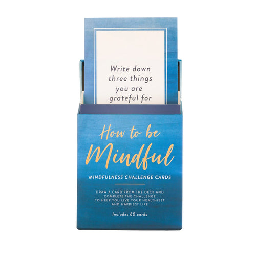 How to be Mindful in a Box