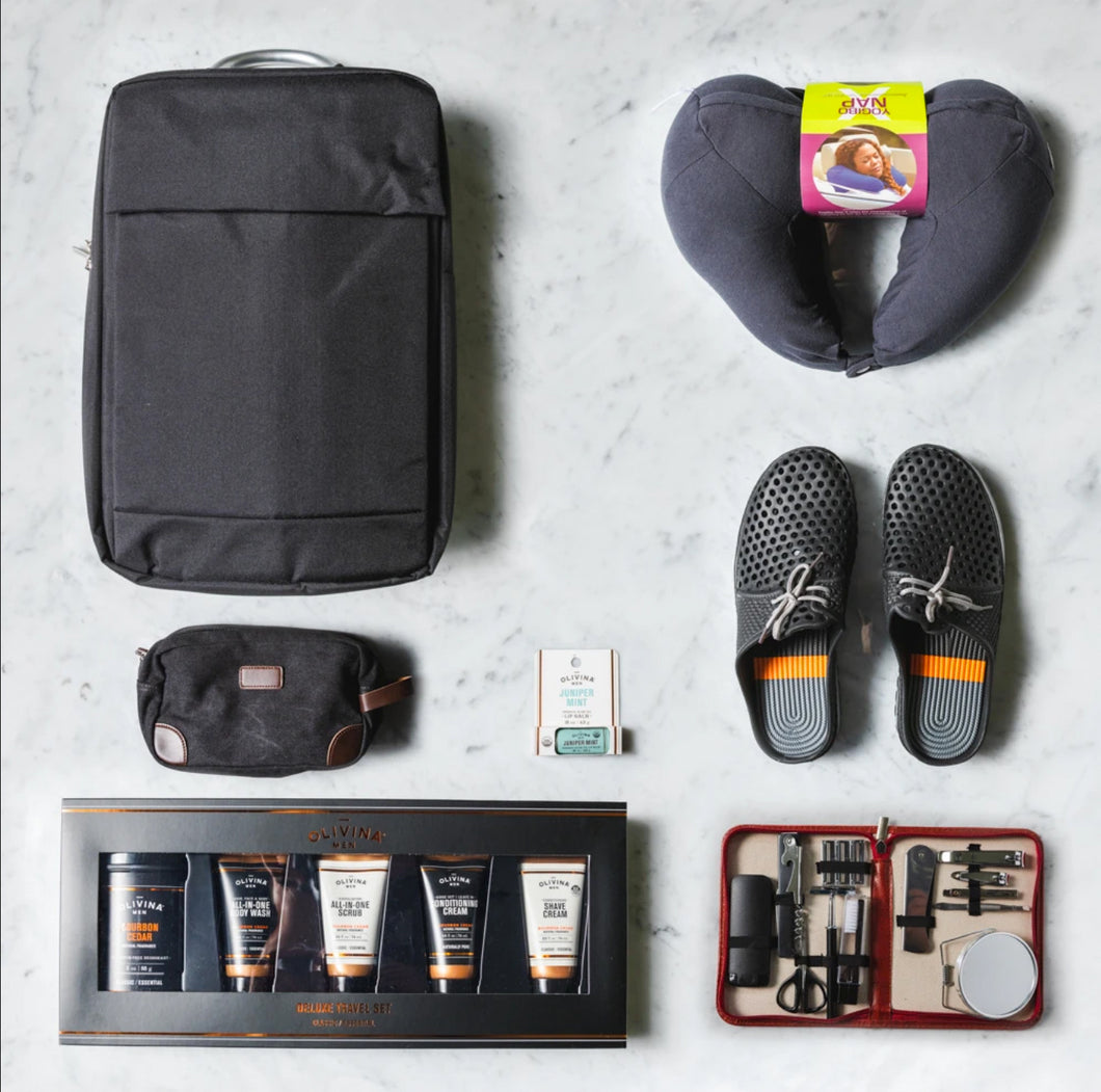 Travel Cancer Care Package for Men