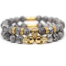 Load image into Gallery viewer, Men's Bracelets - Skeleton HD