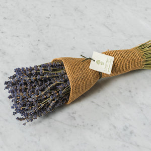 Dried Lavender Bouquet - Gifts for People With Cancer