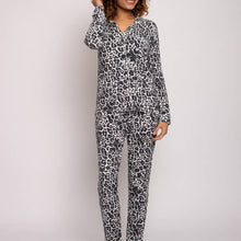 Load image into Gallery viewer, Bamboo Pajama Set - Leopard