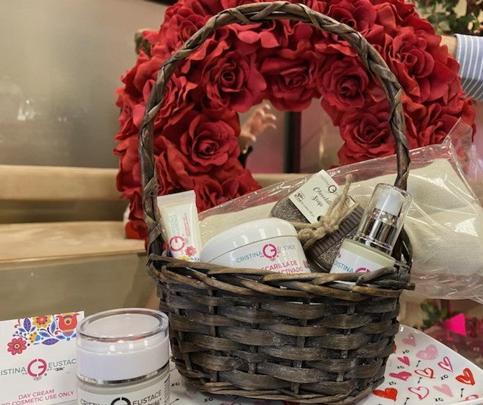 Cristina Eustace Men's Valentine's Care Package