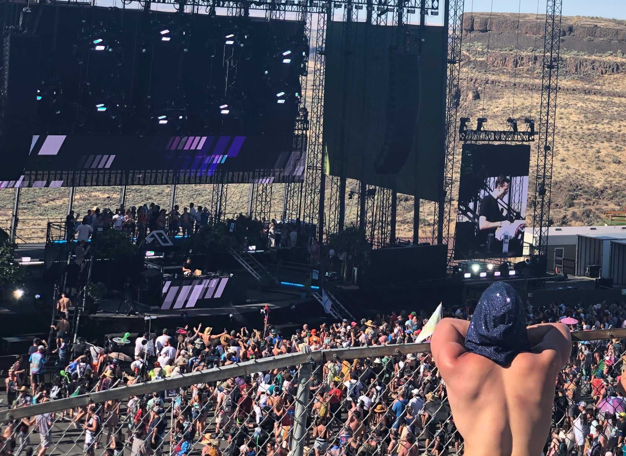the vibrations of music: my music festival experience