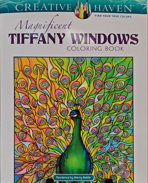 Magnificent Tiffany Windows