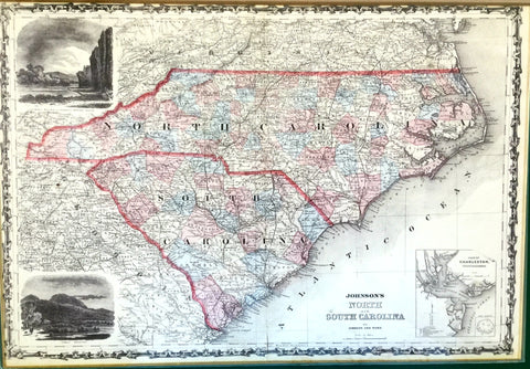 Johnson's North and South Carolina