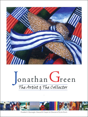 Jonathan Green -The Artist & The Collector