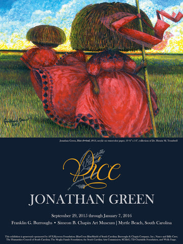 Jonathan Green | Rice - Signed