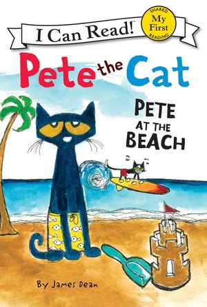 Pete the Cat | Pete At The Beach