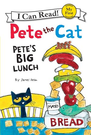 Pete the Cat | Pete's Big Lunch
