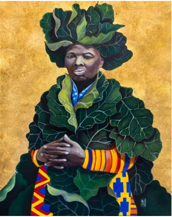 Natalie Daise | St. Harriet in Collards