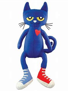 Pete the Cat Character Doll