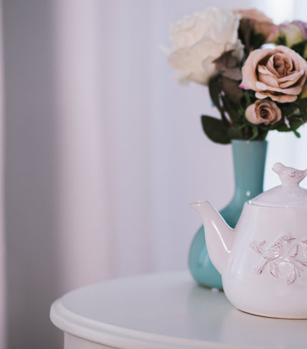Teapots and Tea