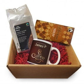 Coffee Hampers - Bean Mug