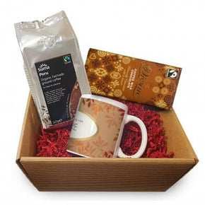 Coffee Hampers - Leaf Mug