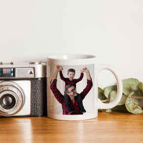 Sublimation Photo Mug