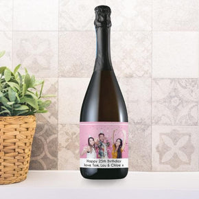 Photo Upload Bottle Of Prosecco