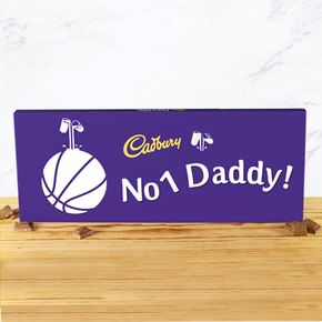 Cadbury Dairy Milk Chocolate Bar Basketball 850g