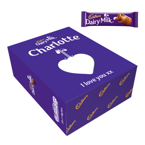Cadbury Favourites Box - Dairy Milk With Heart