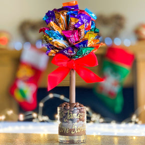 Cadburys Roses Sweet Tree