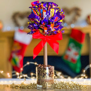Cadburys Heroes Sweet Tree