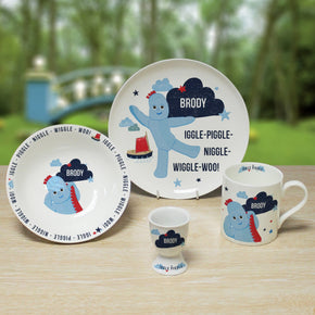 Igglepiggle Breakfast Set- In The Night Garden