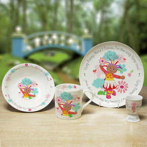 Upsy Daisy Breakfast Set