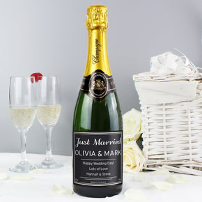Personalised Classic Champagne