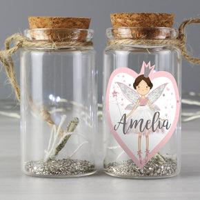 Personalised Fairy Dust Message in a Bottle