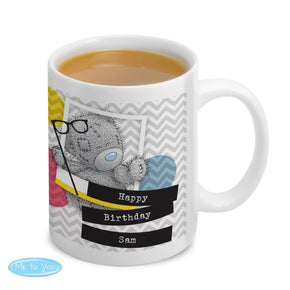 Personalised Me to You Trendy Snapshot Mug