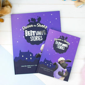 Personalised Shaun the Sheep Bedtime Story Collection