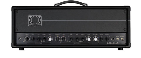 Obsidian 2.5 Channel 100 Watt All Tube Amplifier