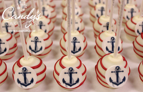 Anchor Cake Pops