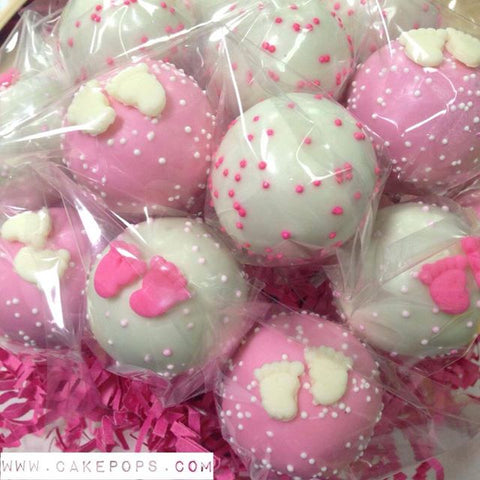 Baby Shower Cake Pop Favors And Gifts Candys Cake Pops