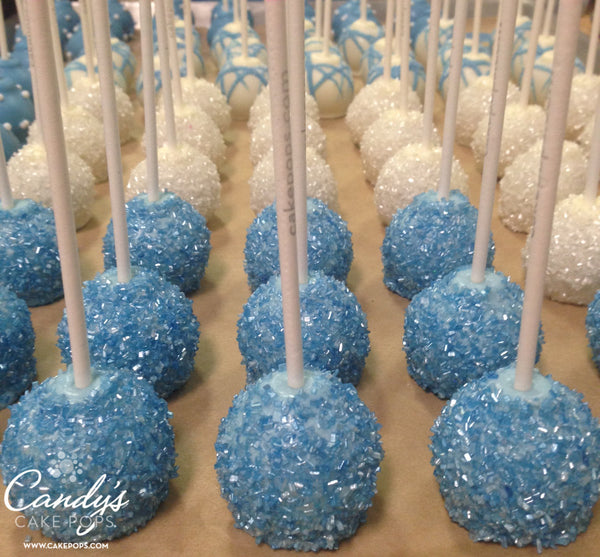 Custom Color Dessert / Candy Buffet Cake Pops (Self-Standing)