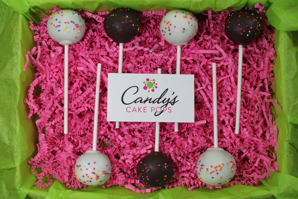 Flavor Sample Cake Pop Box