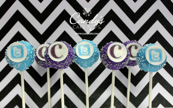 Corporate Company Edible Logo / Picture Cake Pops